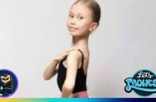 Yana Cherepanova 14-year-old Russian ballerina is EXTRAORDINARY
